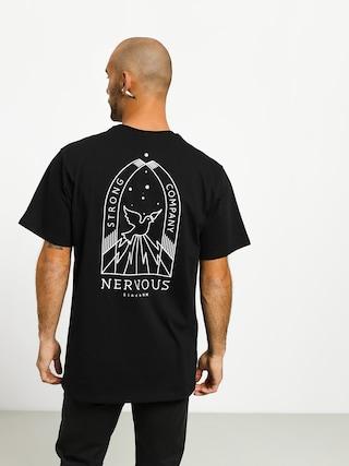 Nervous Nightly T-shirt (black)