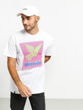 Nervous Game T-shirt (white)