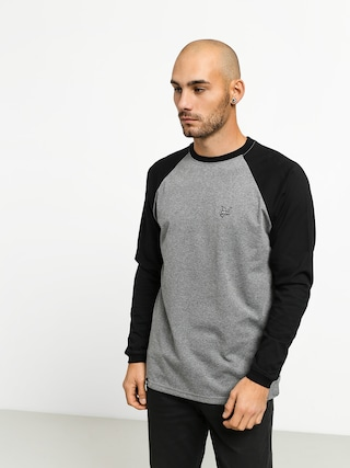 Nervous Icon Longsleeve (black/grey)