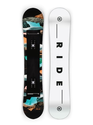 Ride Heartbreaker Snowboard Wmn (white/black)