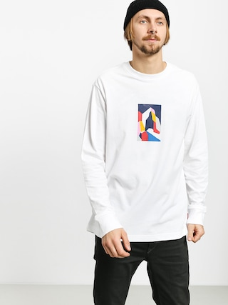 Element Sd Longsleeve (optic white)
