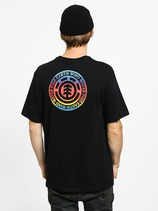 Element Seal Gradient T-shirt (flint black)