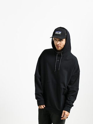 Supra 92 Fleece HD Hoodie (black)