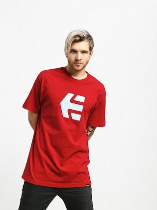 Etnies Icon T-shirt (cardinal)