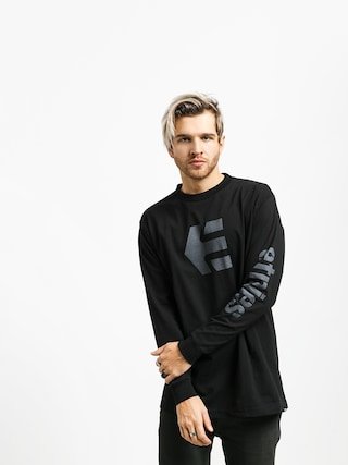 Etnies Icon Longsleeve (black)