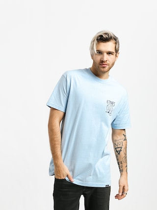 Etnies Phil Morgan Skate Tag T-shirt (dusty blue)
