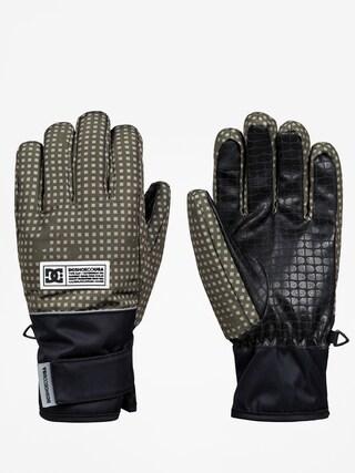 DC Franchise Gloves (desert night camo)