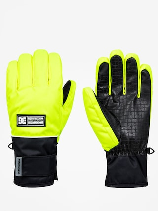 DC Franchise Gloves (safety yellow)