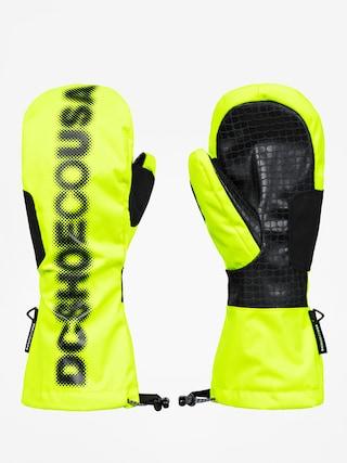 DC Headline Mitt Gloves (safety yellow)