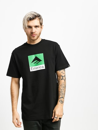 Emerica Classic Combo T-shirt (black)