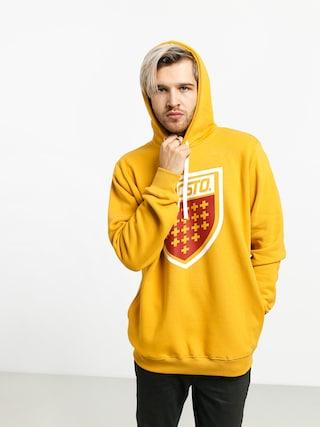 Prosto Shield XX HD Hoodie (yellow)