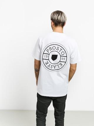 Prosto Tyre T-shirt (white)