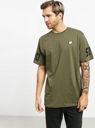 Prosto Pud T-shirt (olive)