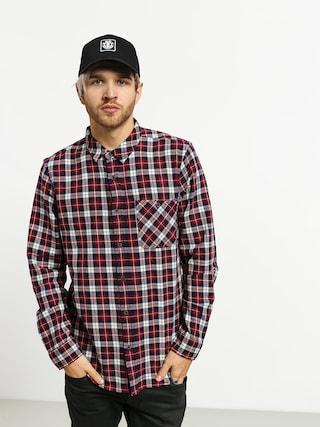 Etnies Husky Shirt (navy/red)