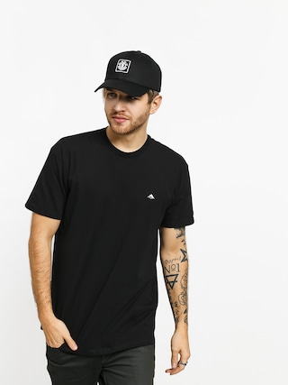 Emerica Triangle Staple T-shirt (black)