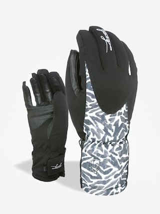 Level Alpine Gloves Wmn (pk black)