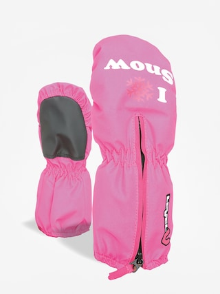 Level Toddler Mitt Gloves (fucsia)