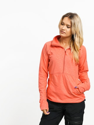 Roxy Cascade Fleece Wmn (rising peak emboss)