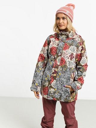 Burton Jet Set Snowboard jacket Wmn (cheetah floral)