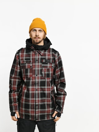 Volcom Creedle 2 Stone Snowboard jacket (red)