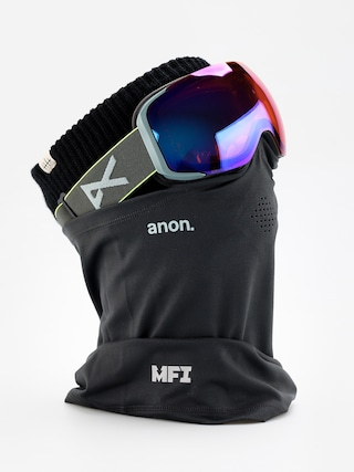 Anon M2 Mfi W Spare Goggles (gray pop/sonar infared blue)