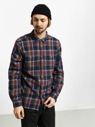 Etnies Ruskin Flannel Shirt (blue/grey)