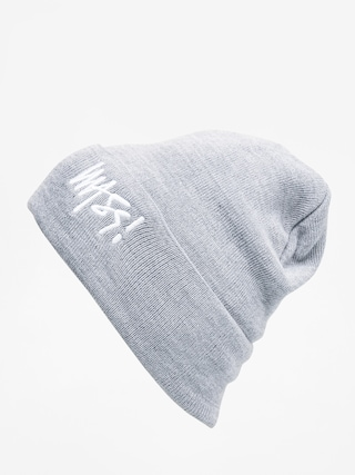 MassDnm Signature Beanie (light heather grey)