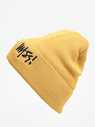 MassDnm Signature Beanie (wheat)