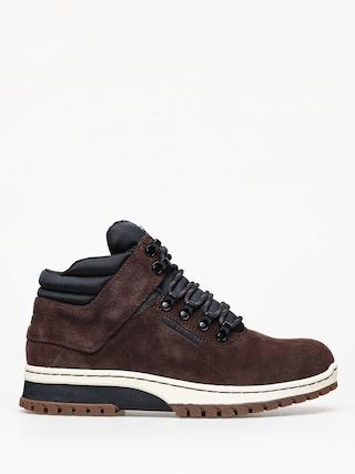 K1x H1Ke Territory Superior Shoes (dark brown/black/dark gum)