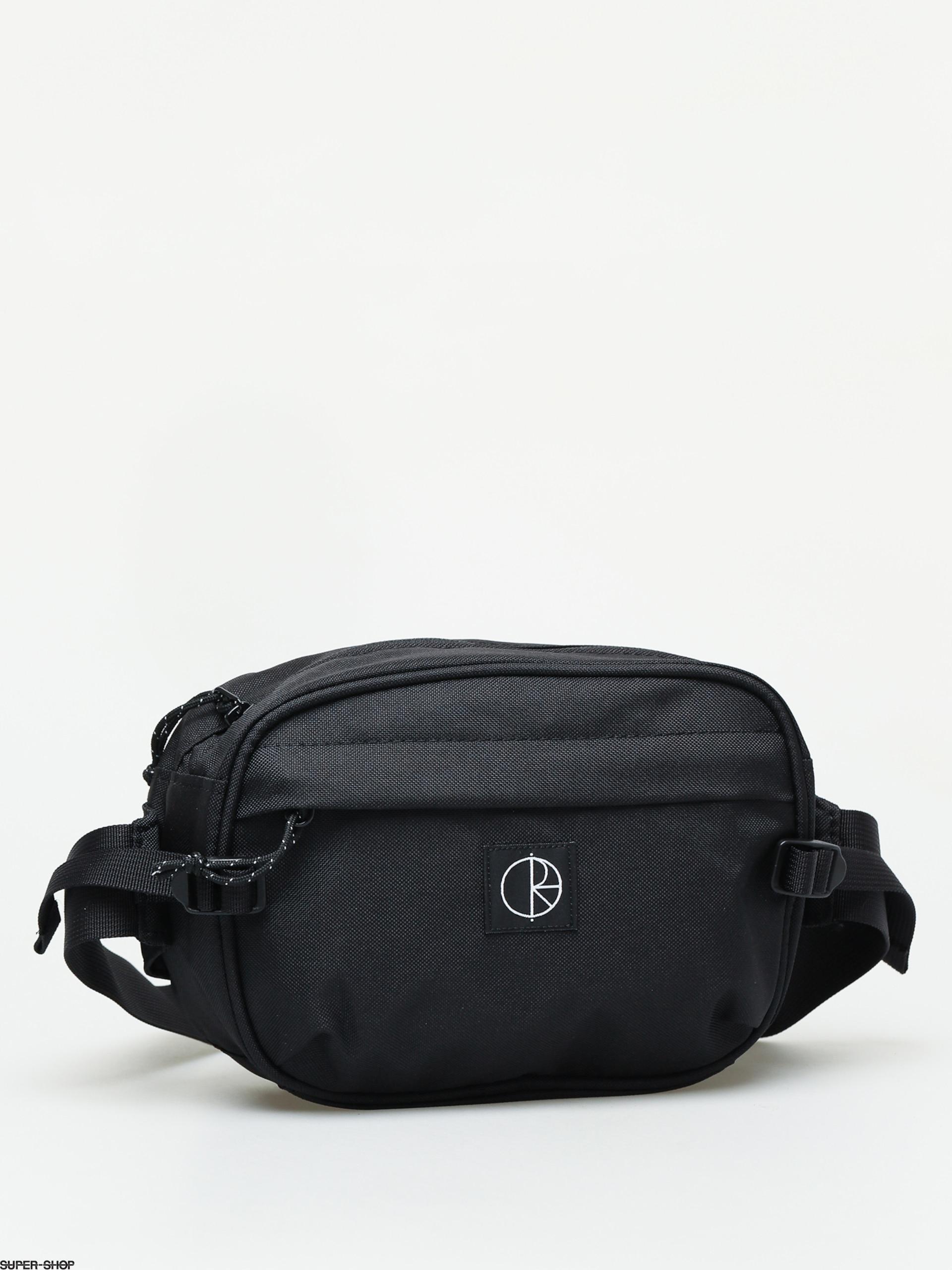 Polar Skate Cordura Hip Bag Black