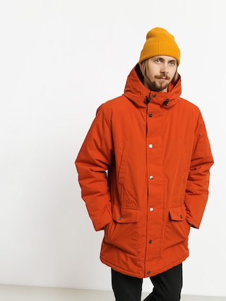 Carhartt WIP Tropper Parka Jacket (brick orange)