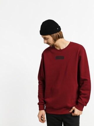 Stoprocent Rector Sweatshirt (burgundy)