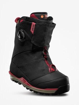 ThirtyTwo Jones Mtb Snowboard boots (black/tan/red)