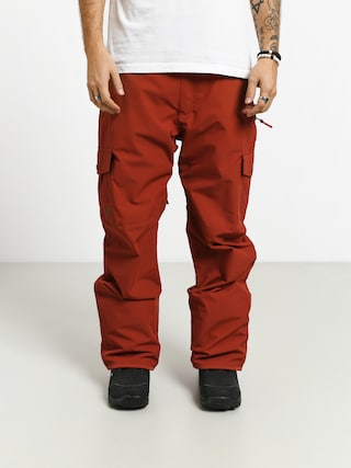 Quiksilver Porter Snowboard pants (barn red)