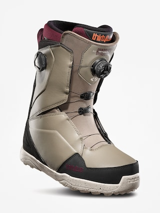 ThirtyTwo Lashed Double Boa Bradshaw Snowboard boots (olive/black)