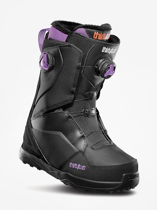 ThirtyTwo Lashed Double Boa Snowboard boots Wmn (black/purple)