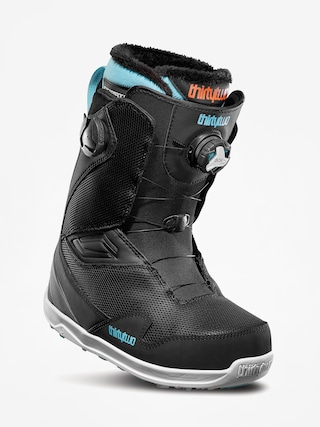 ThirtyTwo Tm 2 Double Boa Snowboard boots Wmn (black/blue/white)