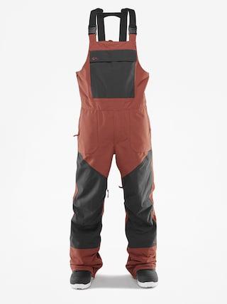 ThirtyTwo Basement Bib Snowboard pants (brick)