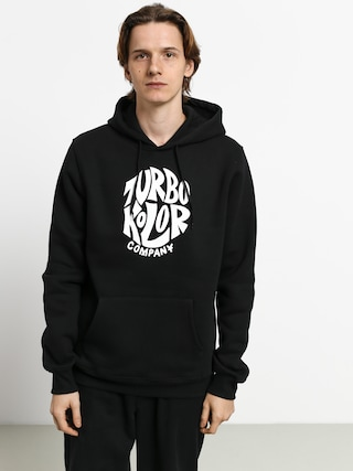 Turbokolor Circle HD Hoodie (black)