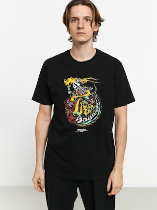 Turbokolor Seek T-shirt (black)