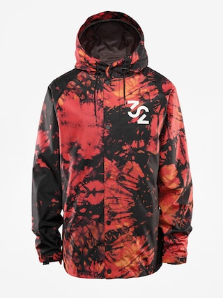 ThirtyTwo Grasser Snowboard jacket (red/black)