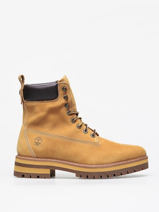 Timberland Courma Guy Winter shoes (medium brown nubuck)