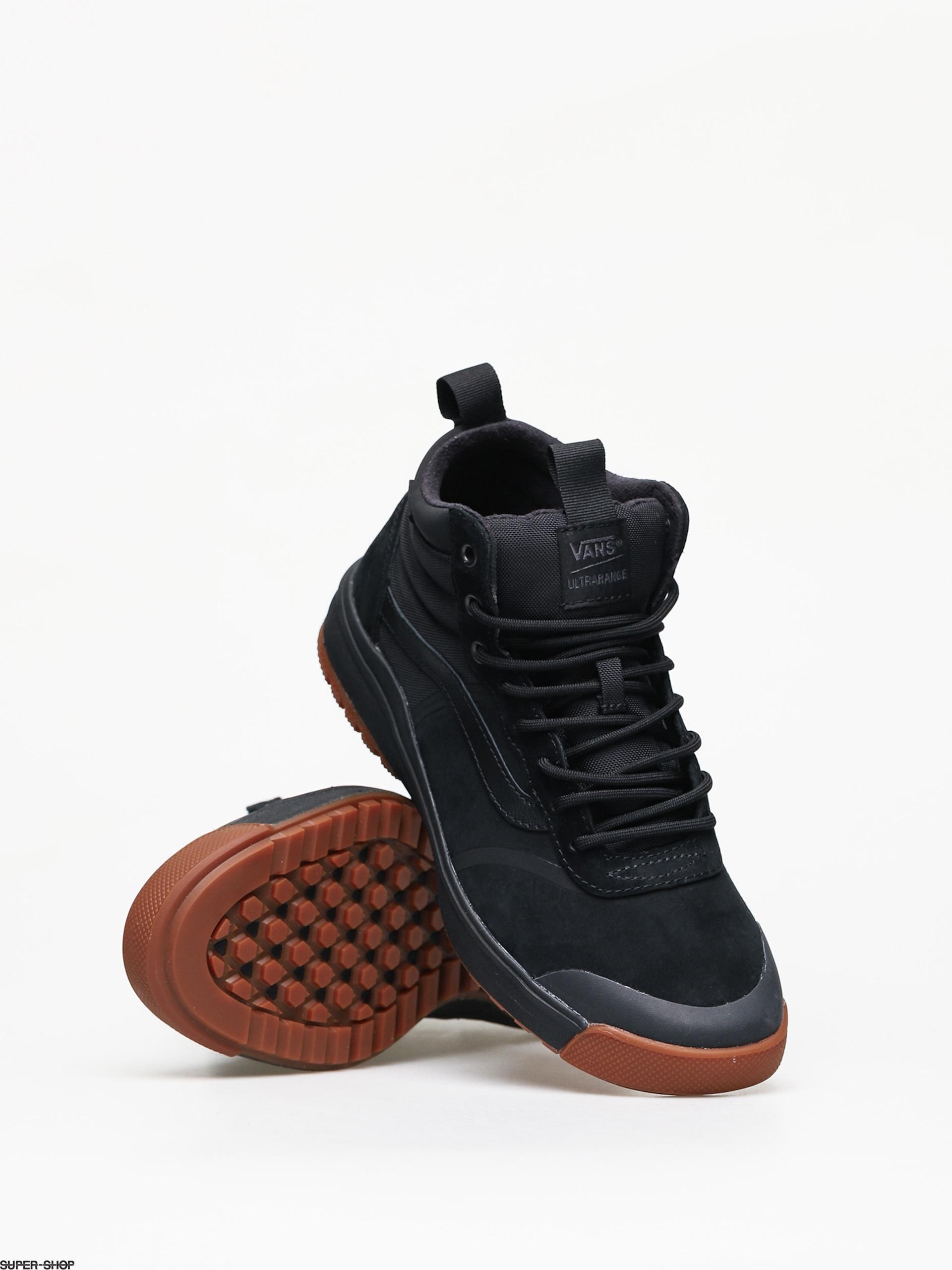 Vans Ultrarange Hi Dl Shoes (mte/black