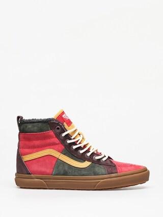 Vans Sk8 Hi 46 Mte Dx Shoes (mte/poinsettia/forrest night)