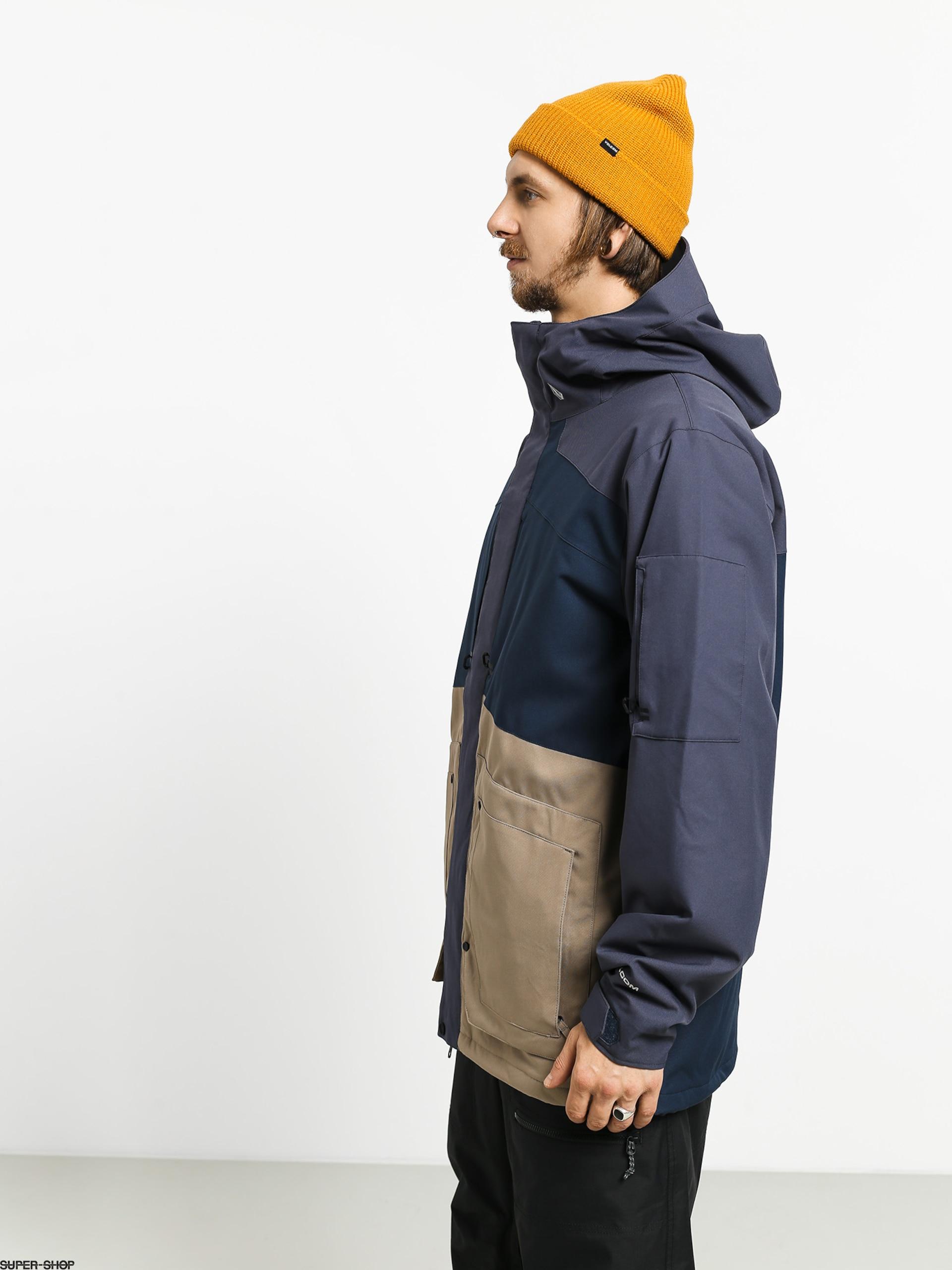 Volcom Mens Scorth Snow Jacket