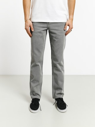 Volcom Solver Denim Pants (daze grey)