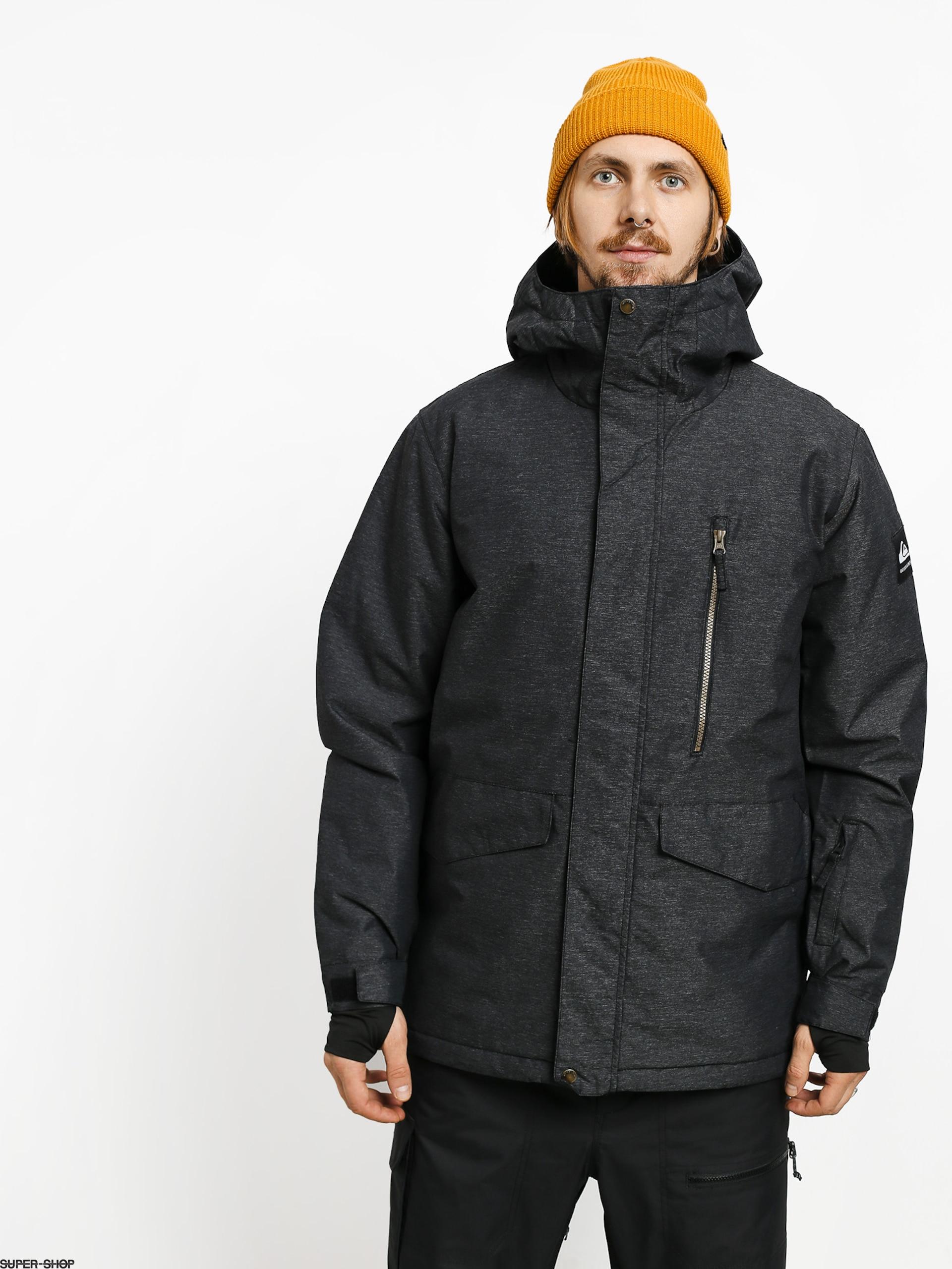 Quiksilver Mission Snowboard Jacket L