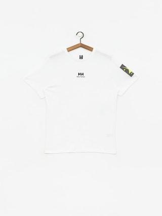 Helly Hansen Twin Logo T-shirt (white)