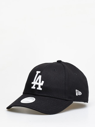 New Era League Essential 9Forty La Dodgers ZD Cap Wmn (black/optic white)