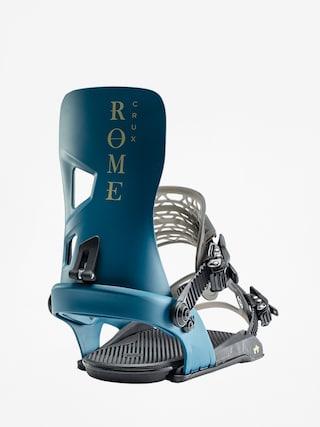 Rome Crux Snowboard bindings (cobalt)